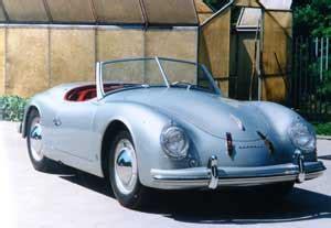 Porsche Qualität by Porschemania Forum 356 Cabrio Agli Albori