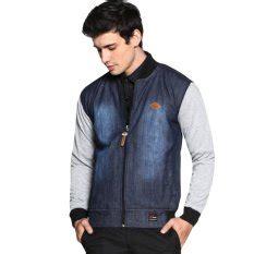 Jaket Harakiri Biru By Jaket Top jual jaket kulit pria dan wanita murah dan bagus bulan