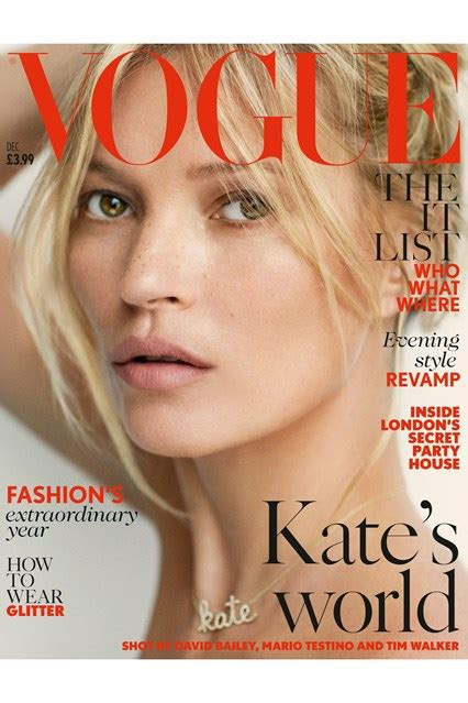 Cbell Kate Moss On The Cover Of Vogue February 2008 by 40 Year Supermodel Kate Moss Covers