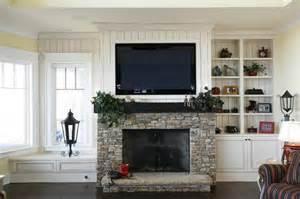 should i install my tv my fireplace a