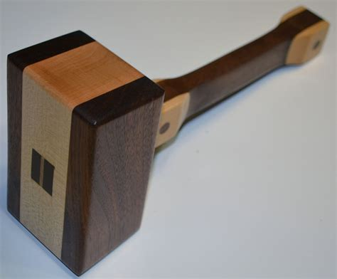 woodworkers mallet crafted woodworker s handcrafted carving mallet by