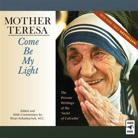 biography of mother teresa in pdf read online mother teresa come be my light the