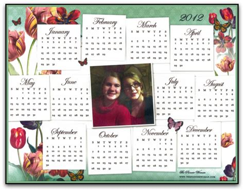 free personalized calendar software free personalized calendars to in our journey