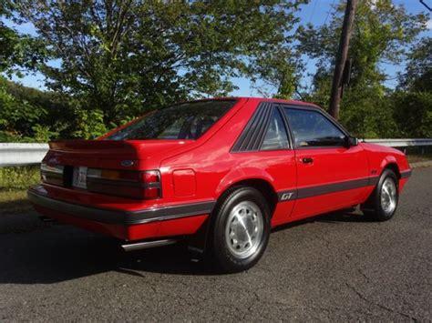 1985 ford mustang gt 5 0 h o 5spd original survivor