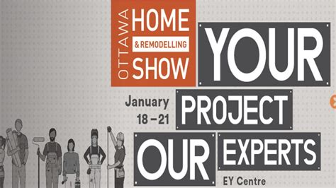 ottawa home and remodelling show 106 1 chez