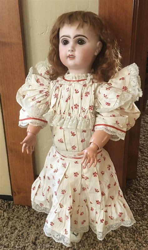 jumeau bisque doll antique jumeau bisque doll 22 quot from