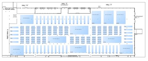trade show floor plan questions can be forwarded to shelley molica trade show