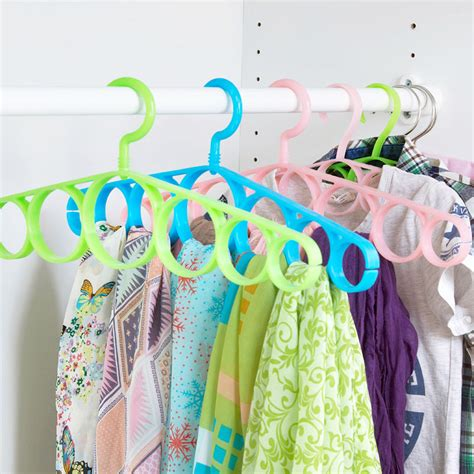 Baru 03 Tree Multifunction Wardrobe Cloth Rack With multi port support circle clothes hanger clothes drying rack multifunction plastic scarf rack
