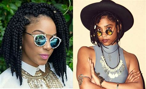 Bob Hairstyles 2017 Braids by Amazing Box Braids Hairstyles 2017 Hairdrome