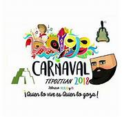 Carnaval Tepoztl&225n 2018  &191D&243nde Hay Feria