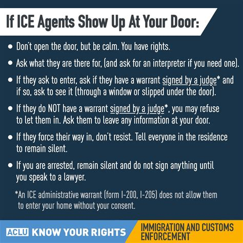 Does Ups Come To Your Door by Usa Today Aclu Tell Illegals What To Do If Comes