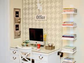 Office Desk Organization Ideas Home Office Organization Tips Hgtv