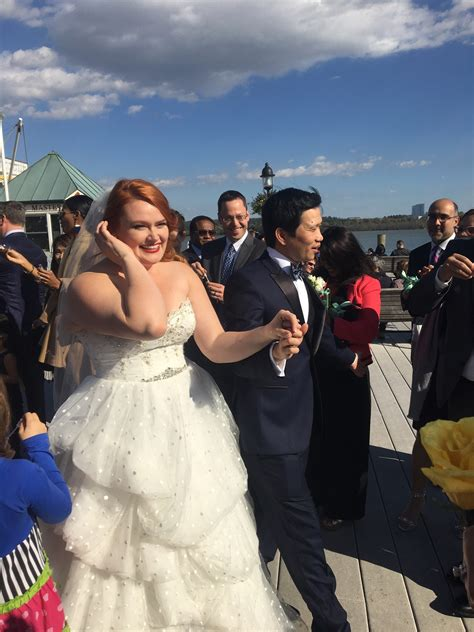 qvc model joy married a nautical wedding ohcaz36659