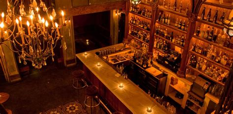 Back Room by 7 Best Speakeasy Bars In Nyc