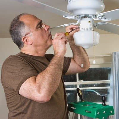 How To Repair A Ceiling Fan by Ceiling Fan Installation Genesis Electric