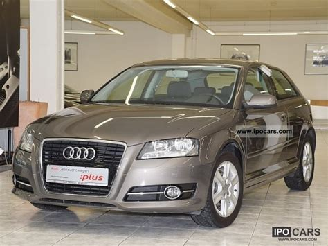 audi comfort package 2011 audi a3 1 4 tfsi 92 kw comfort plus package car