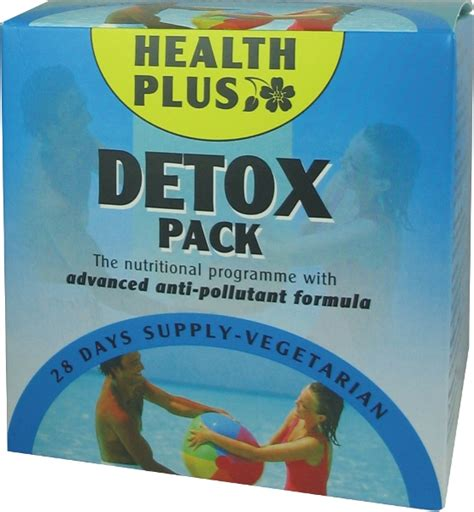 Health Farms Uk Detox by Detox Pack Naturally Remove Toxins And Heavy Metals From