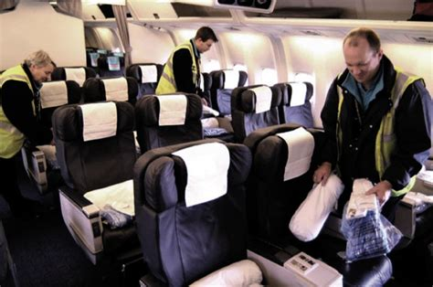 Aircraft Cabin Cleaner by Helping Airways To Fly To Serve The Cleanzine