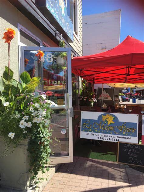 terrasse urbaine rimouski la maison fleurie rimouski inc home facebook