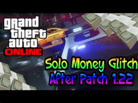 Make Money Gta 5 Online Solo - gta 5 gta online solo money glitch patch 1 22 gta 5 solo money glitch 1 22 gta 5
