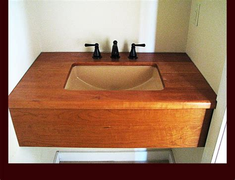 Wood Top Bathroom Vanity Vanity Ideas Glamorous Wood Vanity Top Wood Vanity Top For Vessel Sink Reclaimed Wood Bathroom