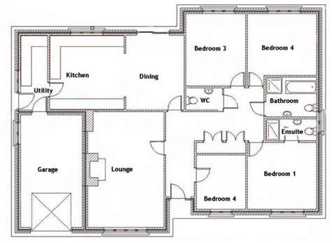4 bedroom ensuite house plan 4 bedroom ensuite house plan 28 images 4 bedroom transportable homes floor plans www crboger 4 bedroom ensuite house plan floor plan friday 4