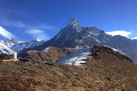 mardi himal trek mardi base camp trek himalayan exploration travel