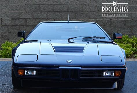 M1 For Sale Bmw by Bmw M1 Lhd