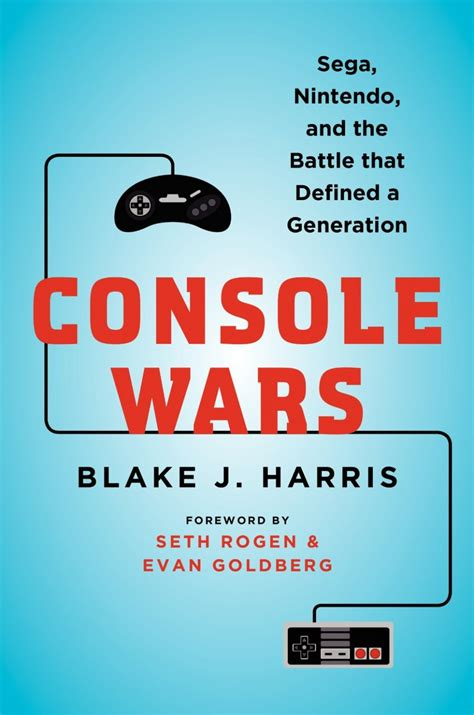 console wars the untold story of how sega nearly won the console wars