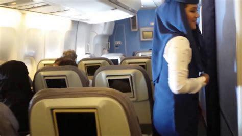 boeing 747 cabin saudia boeing 747 400 cabin tour