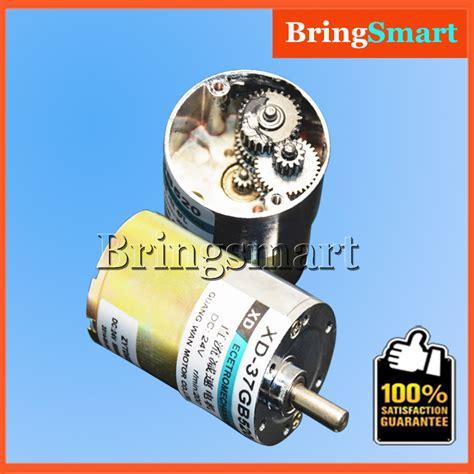 Jual Dc Motor 12 Volt 37gb520 dc 12 volt motors 24v gear motor mini dc reduction geared motor high torque reversible