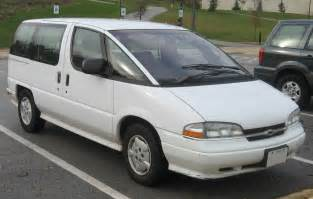 chevrolet lumina minivan information and photos momentcar
