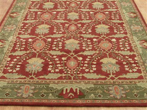Pottery Barn Persian 9x12 Franklin Woolen Area Rugs Carpet Pottery Barn Franklin Rug