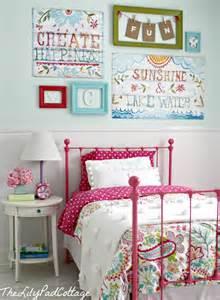 Big Bedrooms For Girls Big Girl Bedroom Reveal Finally The Lilypad Cottage