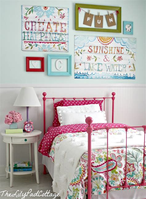 big girl bedroom big girl bedroom reveal finally the lilypad cottage
