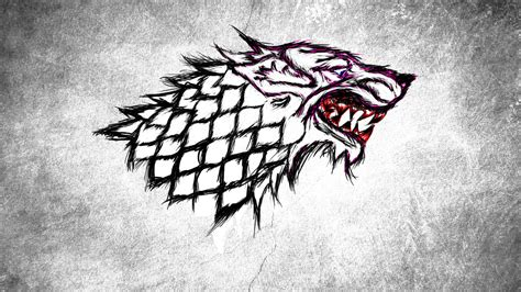 house of stark got house of stark logo wallpaper by valkyrism on deviantart