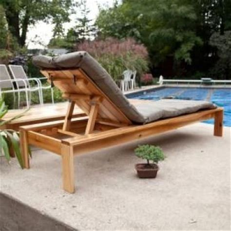make your own chaise longue build your own outdoor chaise lounge chaise lounge
