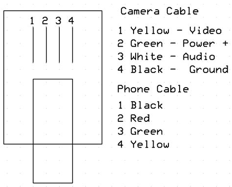 usb to rj11 wiring diagram 26 wiring diagram images
