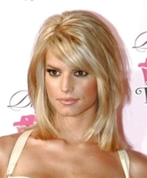 above shoulder layered haircuts layered hairstyles for shoulder length hair