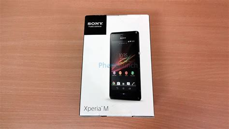 sony xperia m quality sony xperia m unboxing and on