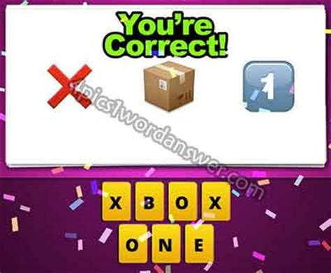 film cd letter mailbox emoji guess the emoji red x box 1 4 pics 1 word game answers