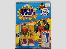 Robin (Series 1) | Super Powers Wiki Kenner