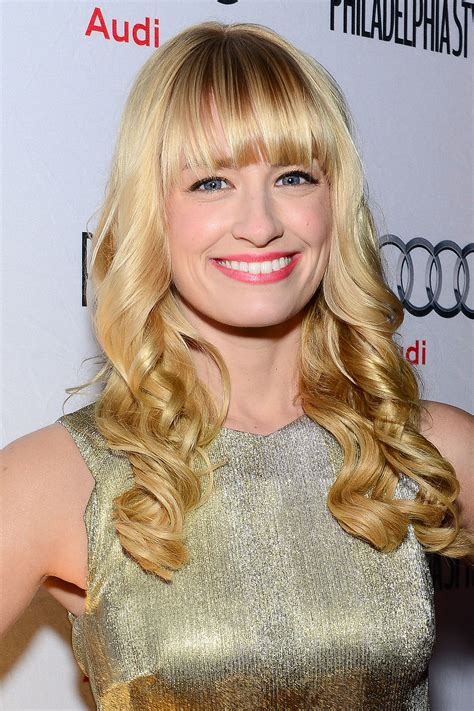 Beth Hairstyle by Beth Behrs Hairstyles Hd Pictures