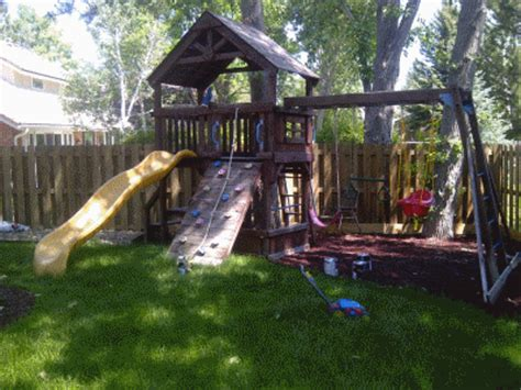 rainbow swing sets costco denverfixit com swing set play set installations
