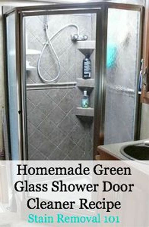Shower Door Cleaner 1000 Images About Diy Cleaning Products On Pinterest Castile Soap Household Products And