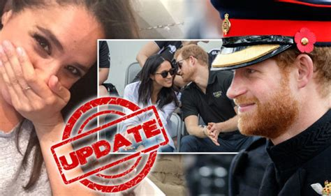 Lepaparazzi News Update New Lifestyle by Prince Harry And Meghan Markle News Royal Had A Crush
