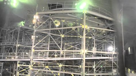 With The Lights On lights on look at space mountain at magic kingdom at walt