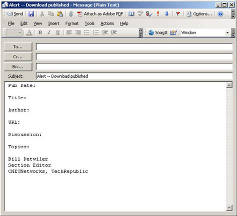 Prevent Outlook From Adding A Signature To Custom Templates And Forms Page 2 Techrepublic Custom Email Template Outlook