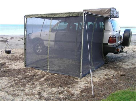 tigerz11 awning mcc tigerz11 awning and mosquito net mesh combo 2 5mx2m