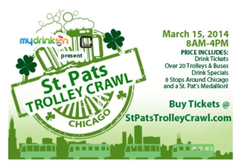 st s day chicago bars st s day bar crawl chicago 2014 where to go